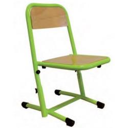 Chaise pour maternelle empilable et réglable Rosalie - DMC Direct