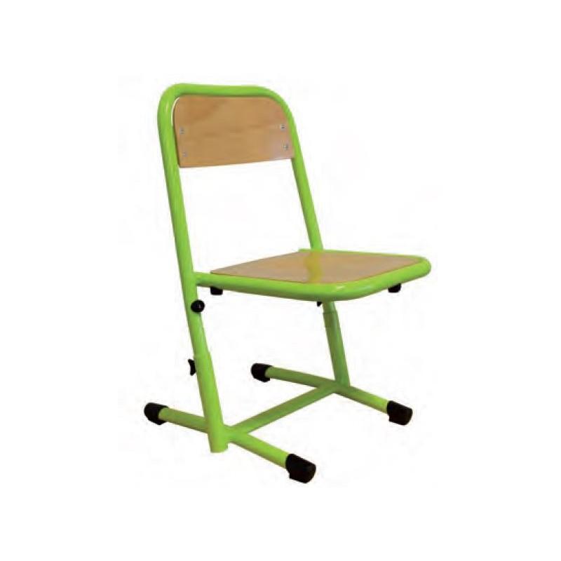 chaise appui table r glable et empilable classe maternelle mobilier scolaire maternelle dmc. Black Bedroom Furniture Sets. Home Design Ideas