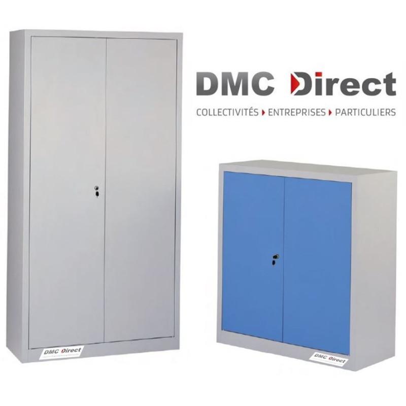 Armoire métallique haute ou basse - DMC Direct
