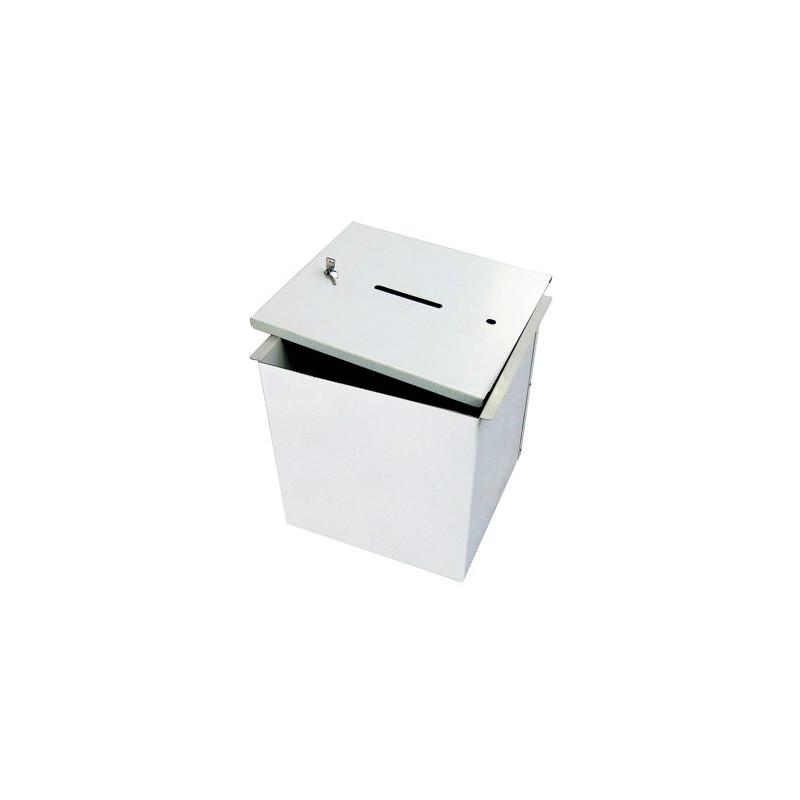 Visuel de l'urne de vote démontable