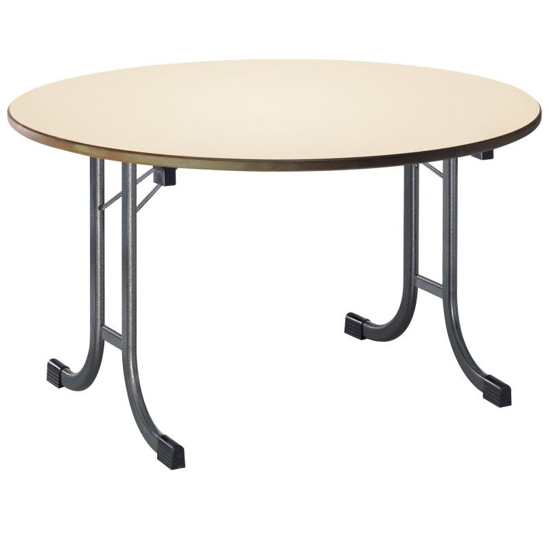 table ronde var se pour les collectivit s dmc direct. Black Bedroom Furniture Sets. Home Design Ideas