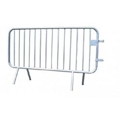Visuel de la barrière de foule VAUBAN de sécurité 14 barreaux - DMC Direct