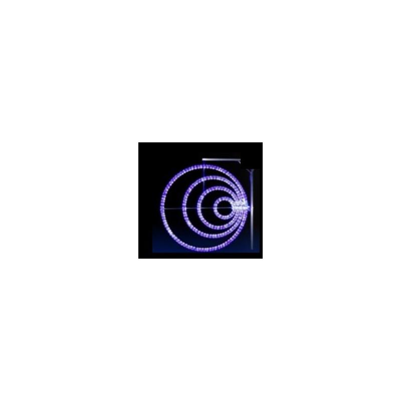 Visuel Illumination Ondées Fabuleuses pour candélabre - DMC Direct