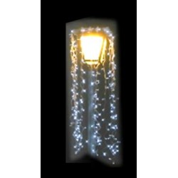 Jupette de guirlandes Led pour lanterne