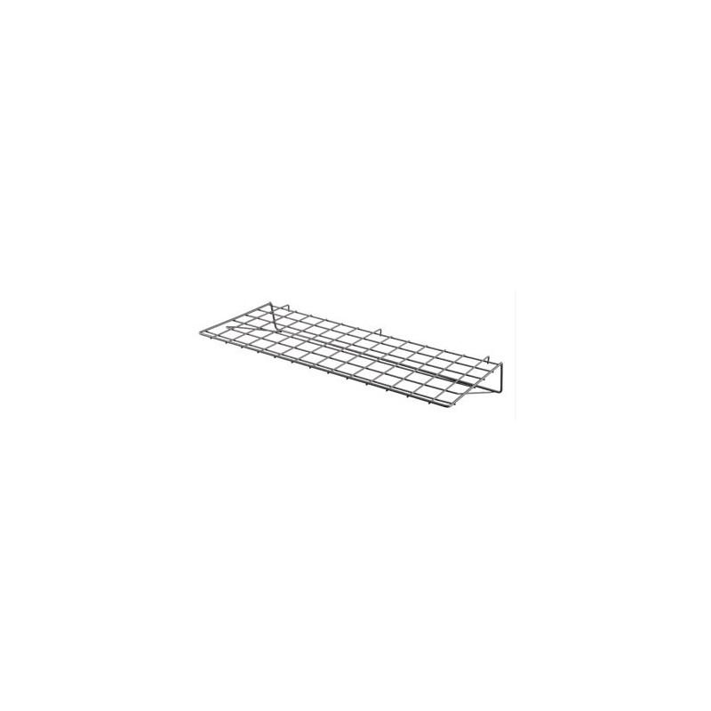 accessoire pour grille d 39 exposition tablette pour panneau. Black Bedroom Furniture Sets. Home Design Ideas