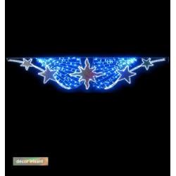 Décor lumineux Odyssée étoilée