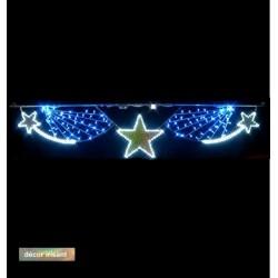 Étoile de nuit irisante