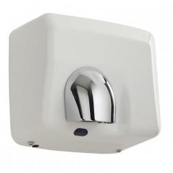 Sèche-mains automatique horizontal en acier - 2400 W