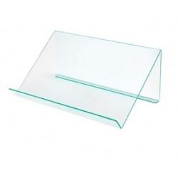 Pupitre lutrin transparent de table pour conférence en plexi - DMC Direct