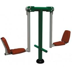 Visuel de l'élément pour aire de jeux et parcours santé pour l'étirement des jambes