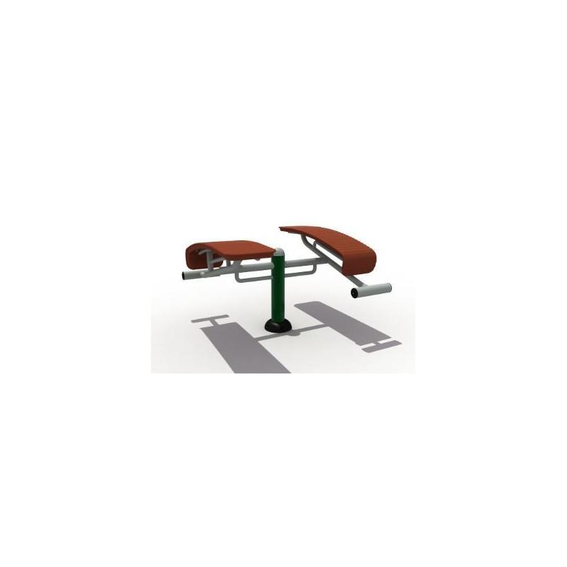 Renforcement Musculaire Le Banc Abdo Sport Et Muscuclation En Ville