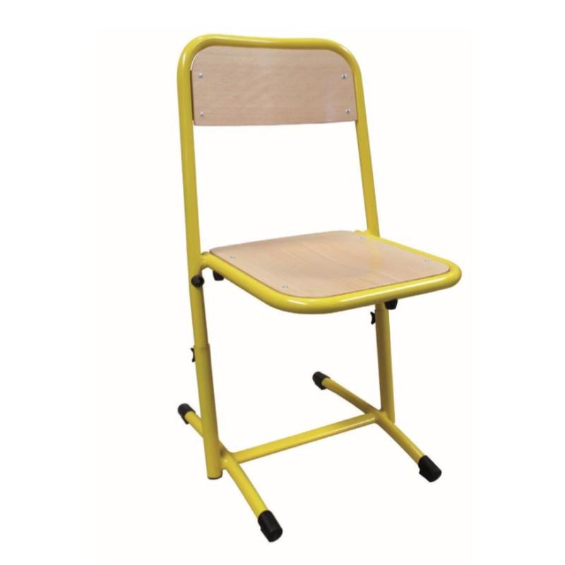 Chaise Véro réglable pour école - DMC Direct