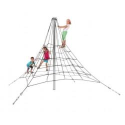 Visuel de la structure à grimper Araignée