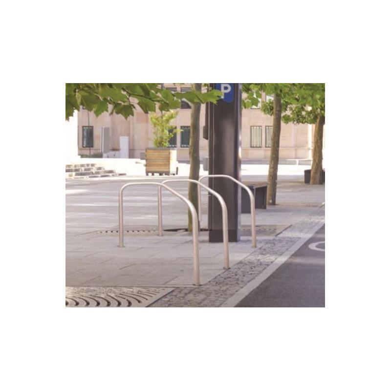 Visuel de l'arceau pour vélo