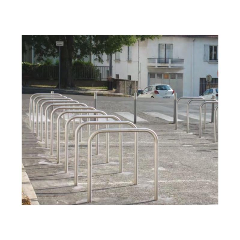 Visuel de l'arceau pour vélo Andria