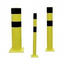Poteaux de protection acier