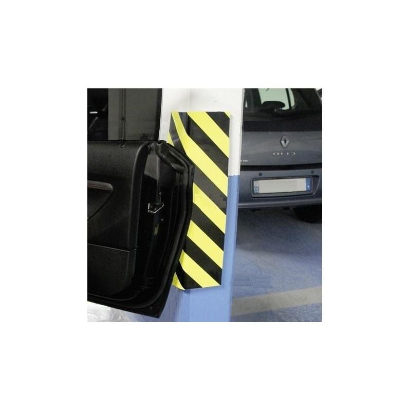 Protection d'angle en mousse parking