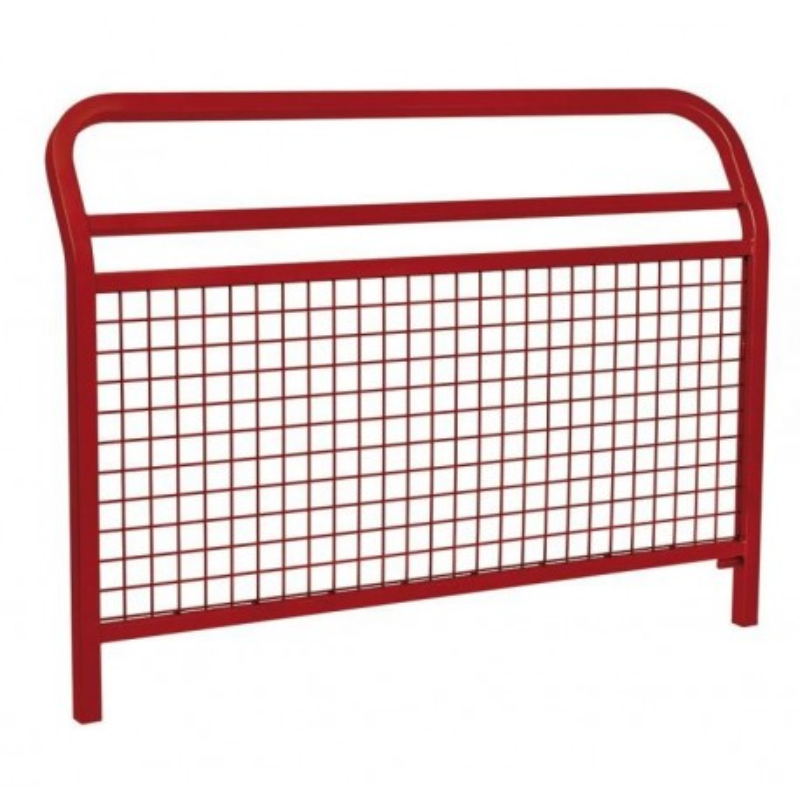 Visuel de la barrière de protection pour école