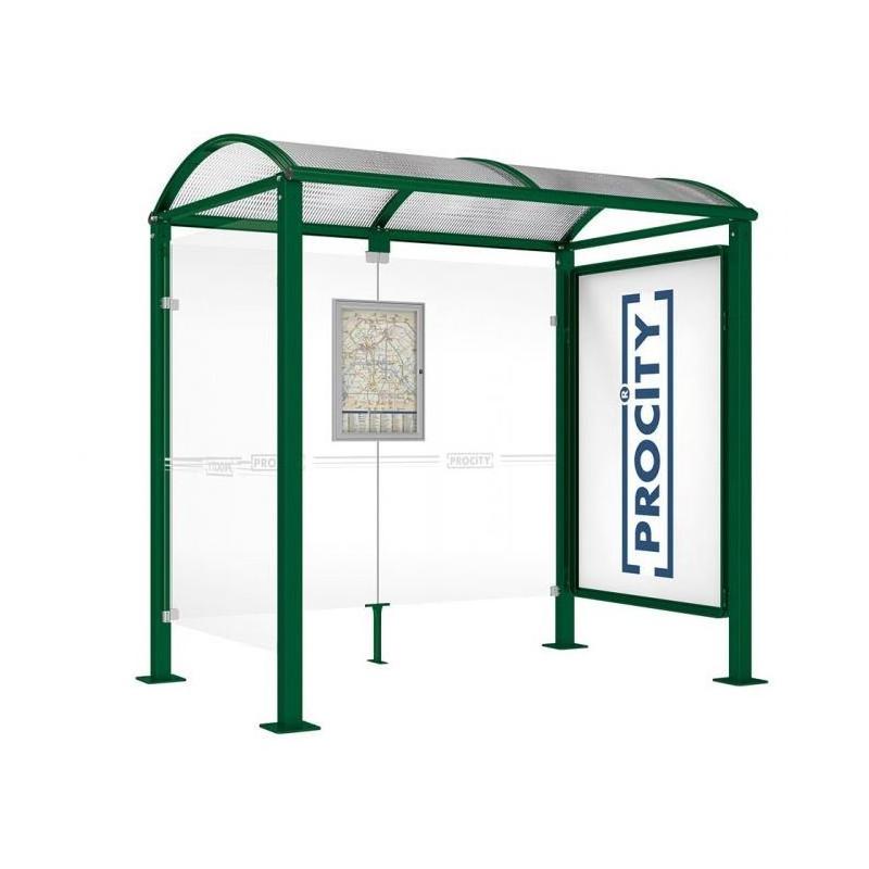 Visuel de l'arrêt de bus Lérins