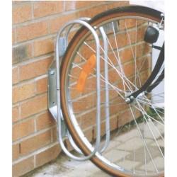 Griffe vélos murale fixe ou orientable