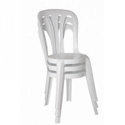 Chaise empilable pour collectivités