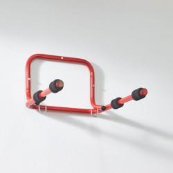 Crochet mural pour ranger les vélos