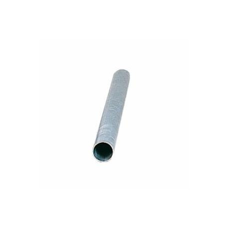 Poteau cylindrique pour panneau routier : Ø50mm de 2 à 4 mètres