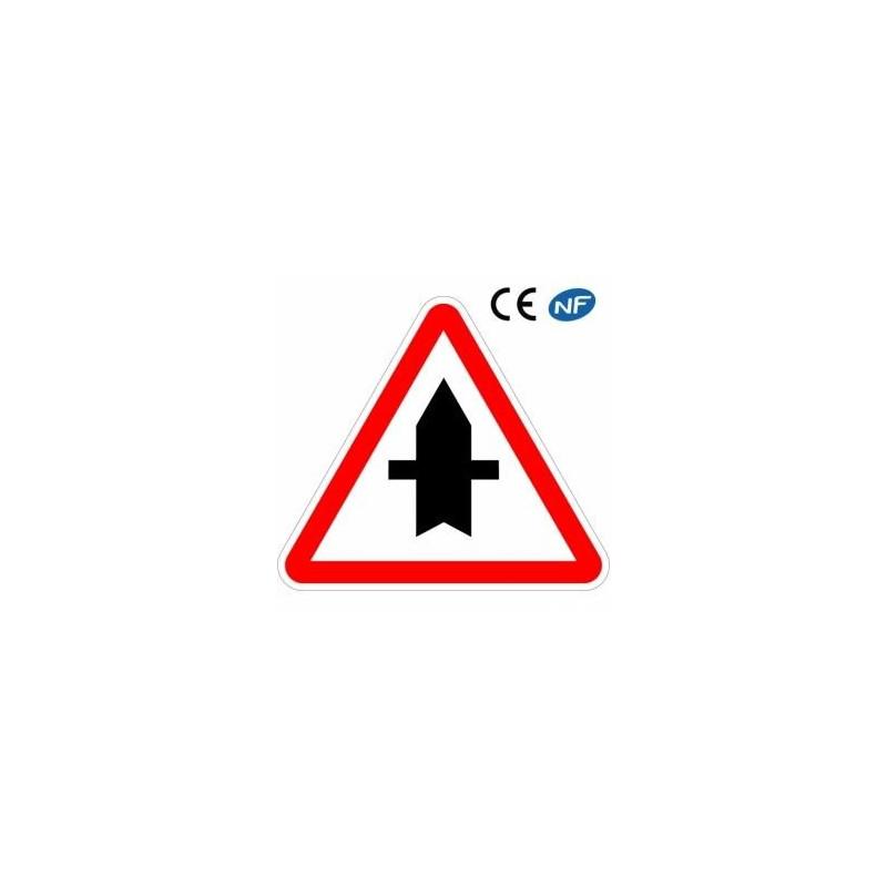 Panneau de circulation priorité ponctuelle (AB2)