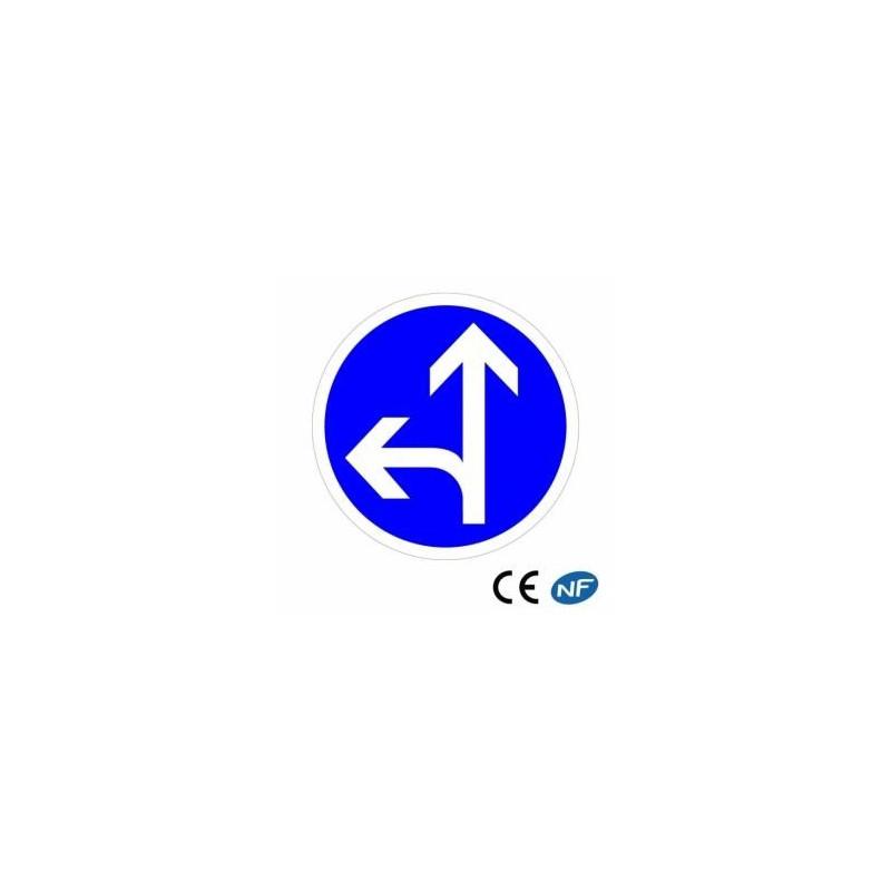 Panneau Code de la route pour collectivité. Nombreux modèles disponibles