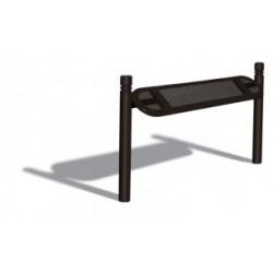 Visuel de l'assis-debout en métal Estoril