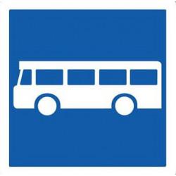 Panneau d'indication Arrêt d'autobus (C6)