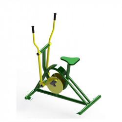 Vélo elliptique renforcement abdominaux et ensemble du corps