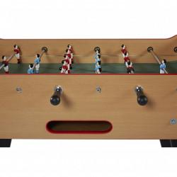 Structure de jeux toboggan mur d'escalade et poutre d'équilibre 3 à 8 ans