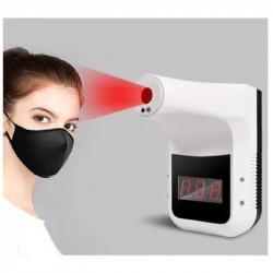 Capteur de température corporelle sans contact, mural ou sur pied