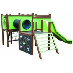 Tourniquet manège de jardin d'enfants pour les 3 à 8 ans