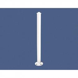 Sachet de 10 m de chainette noire et blanche photoluminescente 10 m