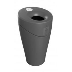 Corbeille 120 Litres en plastique