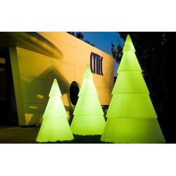 Sapin de Noël lumineux artificiel - 150 cm