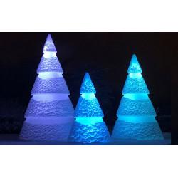 Sapin de Noël Extérieur à LED - 200 cm