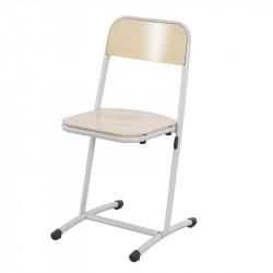Chaise scolaire appui sur table : Primaire, Collège et Lycée