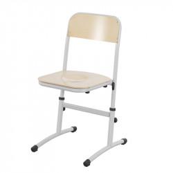 Chaise scolaire réglable - Taille 3 à 6