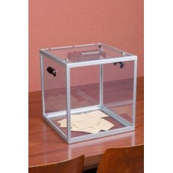 Visuel de l'urne électoral pour élections