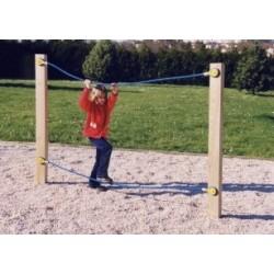 Visuel du module pour parcours santé : corde d'équilibre