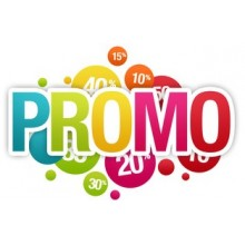 Promotions mobilier urbain