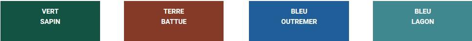 coloris table ping pong venus