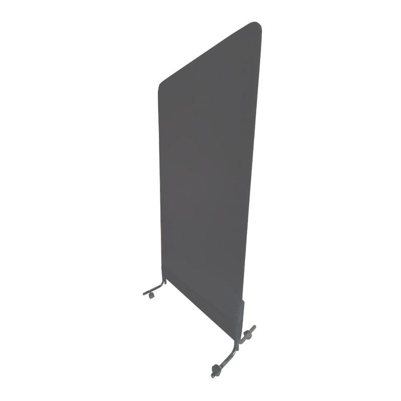 Housse pour grilles d'affichage en acier