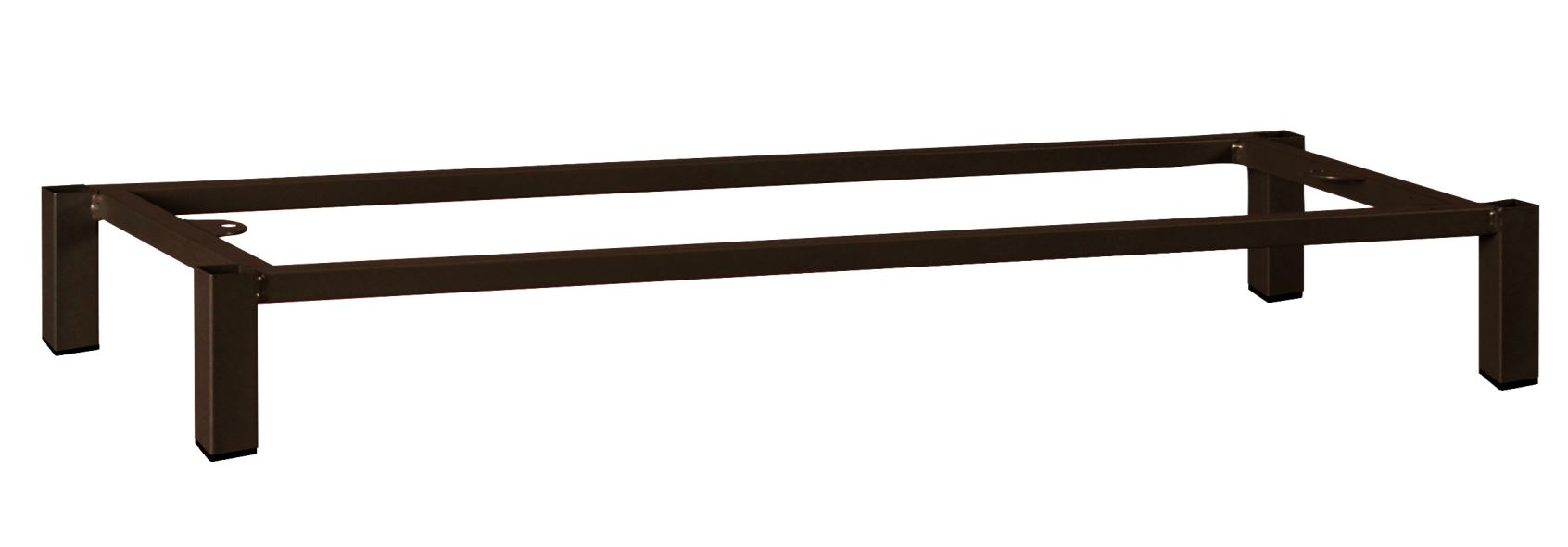 Meuble bas option pour meuble courrier - hauteur 10 cm