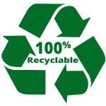 Fontaine d'eau 100% recyclable