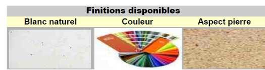 coloris banquette béton arc dmc